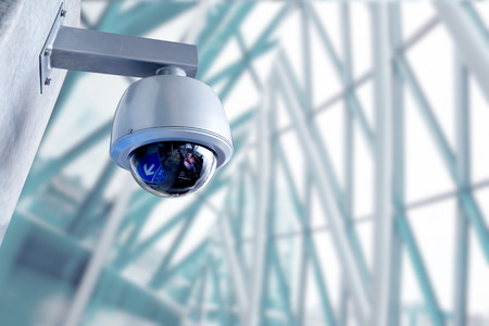 Security Camera in Office