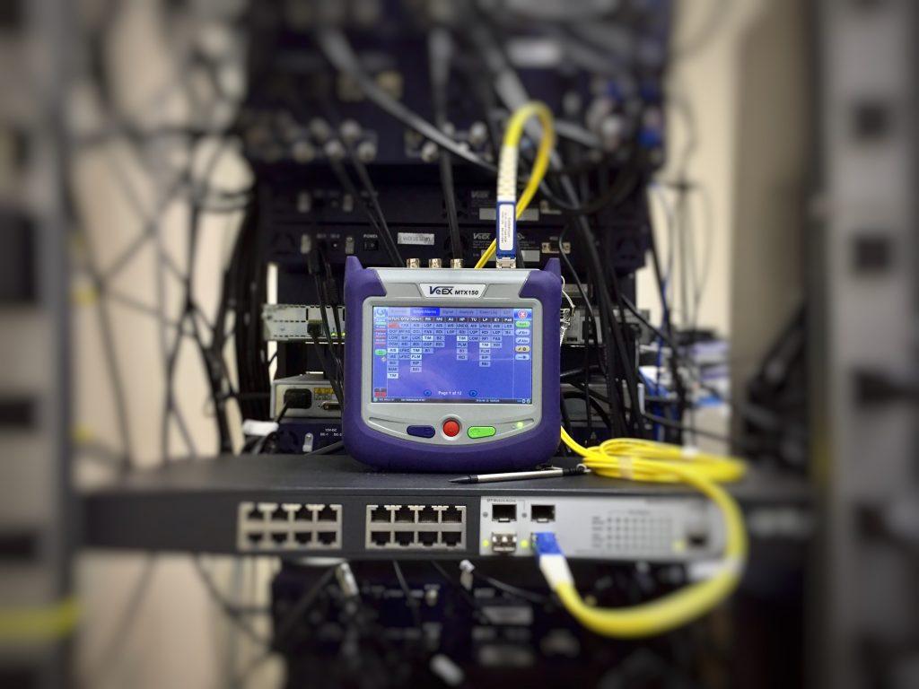 Handling Fiber Optic Cables