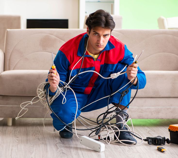 Organizing Your Structured Cabling System